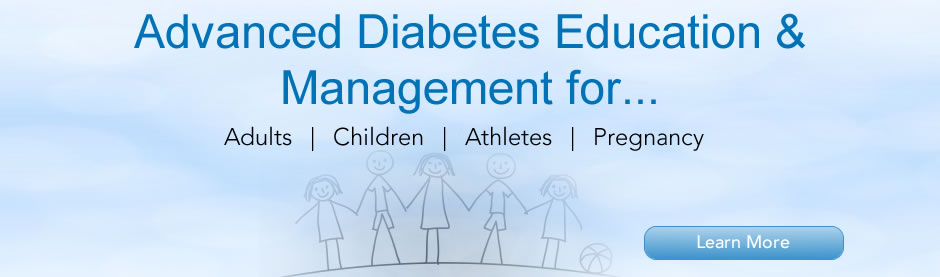 Diabetes type 1 management services