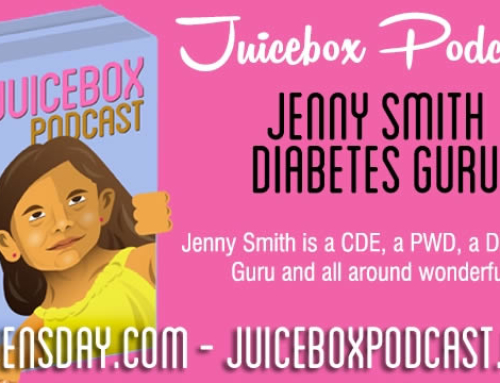 Arden's Day Podcast: Type 1 Diabetes from a child's perspective