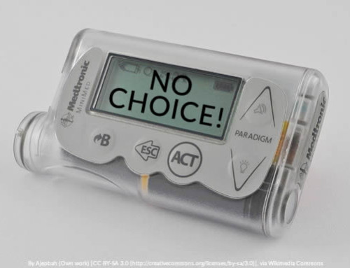 United Healthcare decision to limit coverage for insulin pumps to Medtronic