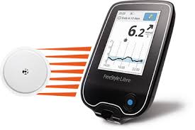 FreeStyle® Libre™ Flash glucose monitoring system
