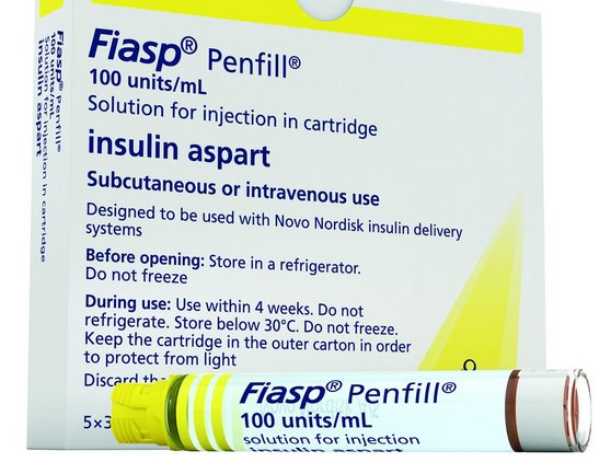 Review of FiASP insulin   Integrated Diabetes Services