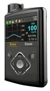 Medtronic MiniMed 630G insulin pump