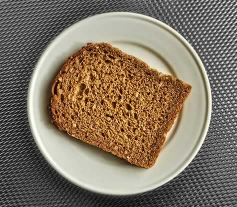 bread and counting carbs