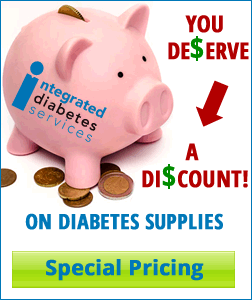 coupon codes for diabetic supplies