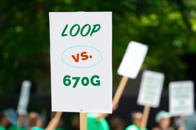 loop vs. medtronic670G