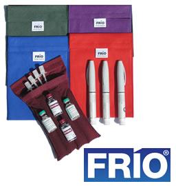 Frio cooling case