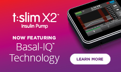 T:slim X2 insulin pump