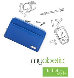 myabetic stylish diabetes cases coupon code
