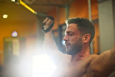 exercise and men with type 1 diabetes