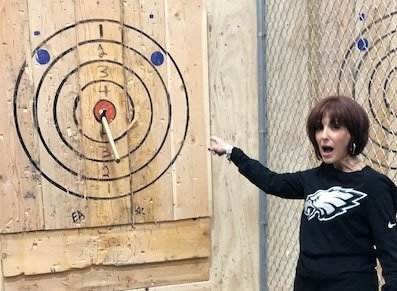 axe throwing nancy