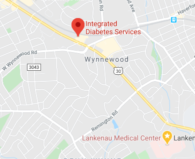 integrated diabetes services location