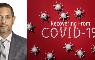 Recovering From COVID-19 With Diabetes