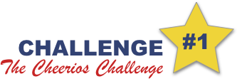 the cheerios challenge