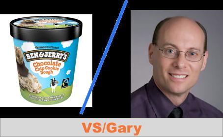 ice cream challenge gary