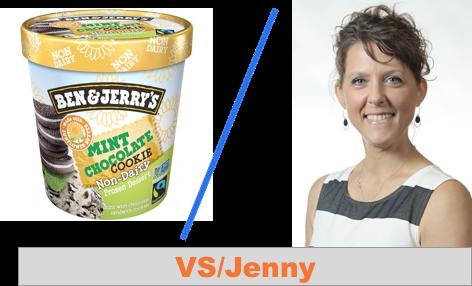 ice cream challenge jenny