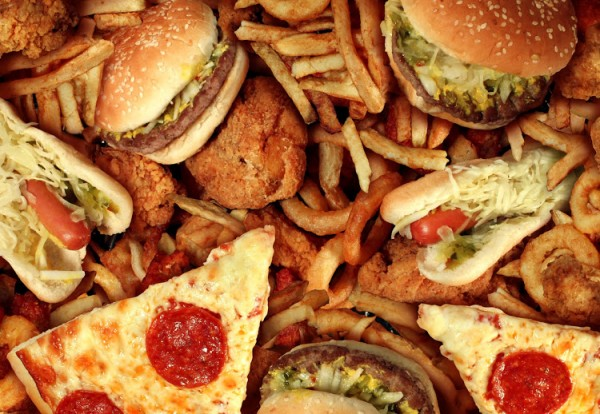 poor american diet