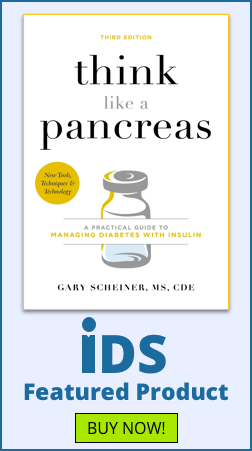think like a pancreas featured book