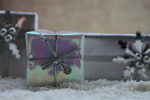 shiny presents