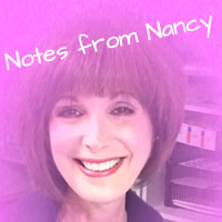 NOTES from Nancy