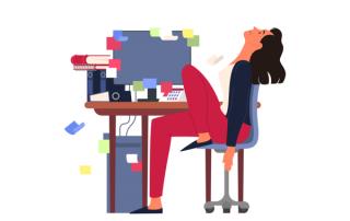 fina exams stress and type 1 diabetes