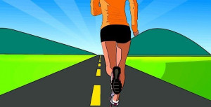 jogging fo health